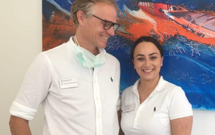 Viviana Arlistico hat ihre Prüfung zur MFA bestanden
