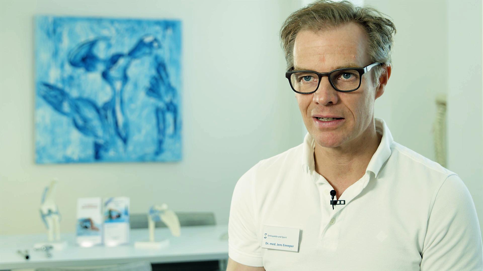 Dr. Jens Enneper im Interview zur ACP-Therapie