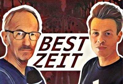 Podcastinterview von Bestzeit: Lauftipps von Dr. Jens Enneper