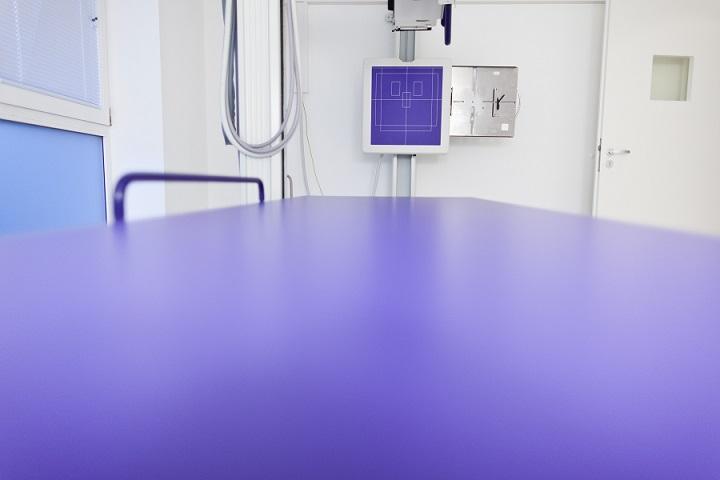 Digitales Röntgengerät - Radiologie
