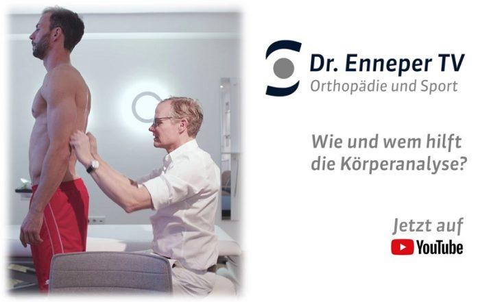 Aktuelles - Dr. Enneper TV - Wem hilft die Körperanalyse