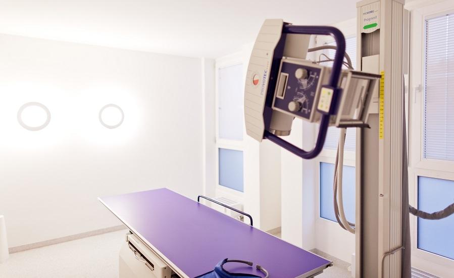 Orthopädische Diagnostik - Digitales Röntgen