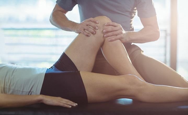 Kniestabilitätsprüfung in der Diagnostik bei Orthopädie und Sport