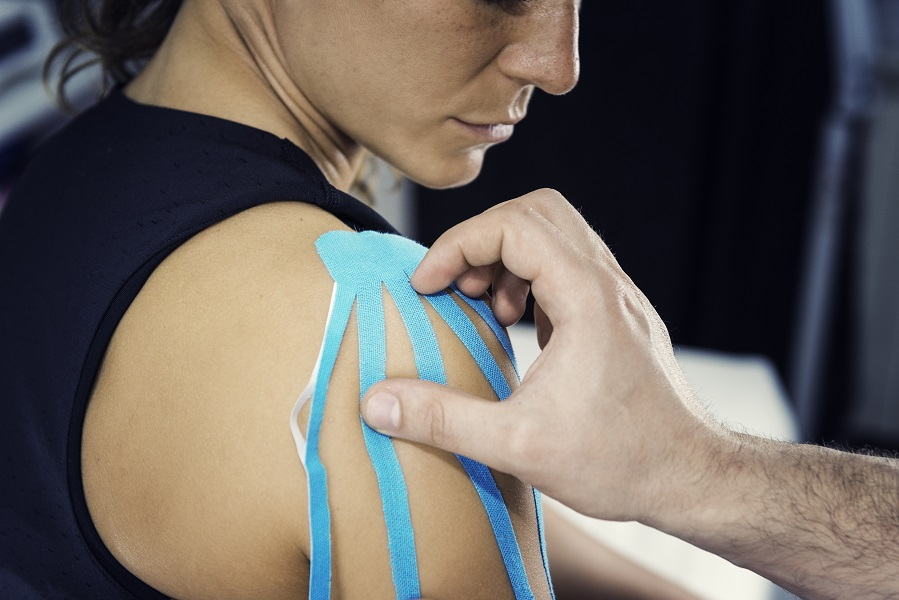 Konservative Therapie - Kinesio Taping
