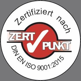 Orthopädie und Sport Praxis Dr. Jens Enneper: zertifiziert nach DIN ISO 9001/2015