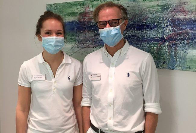 Antonia Brings - Willkommen im Team - Ärztin in Weiterbildung