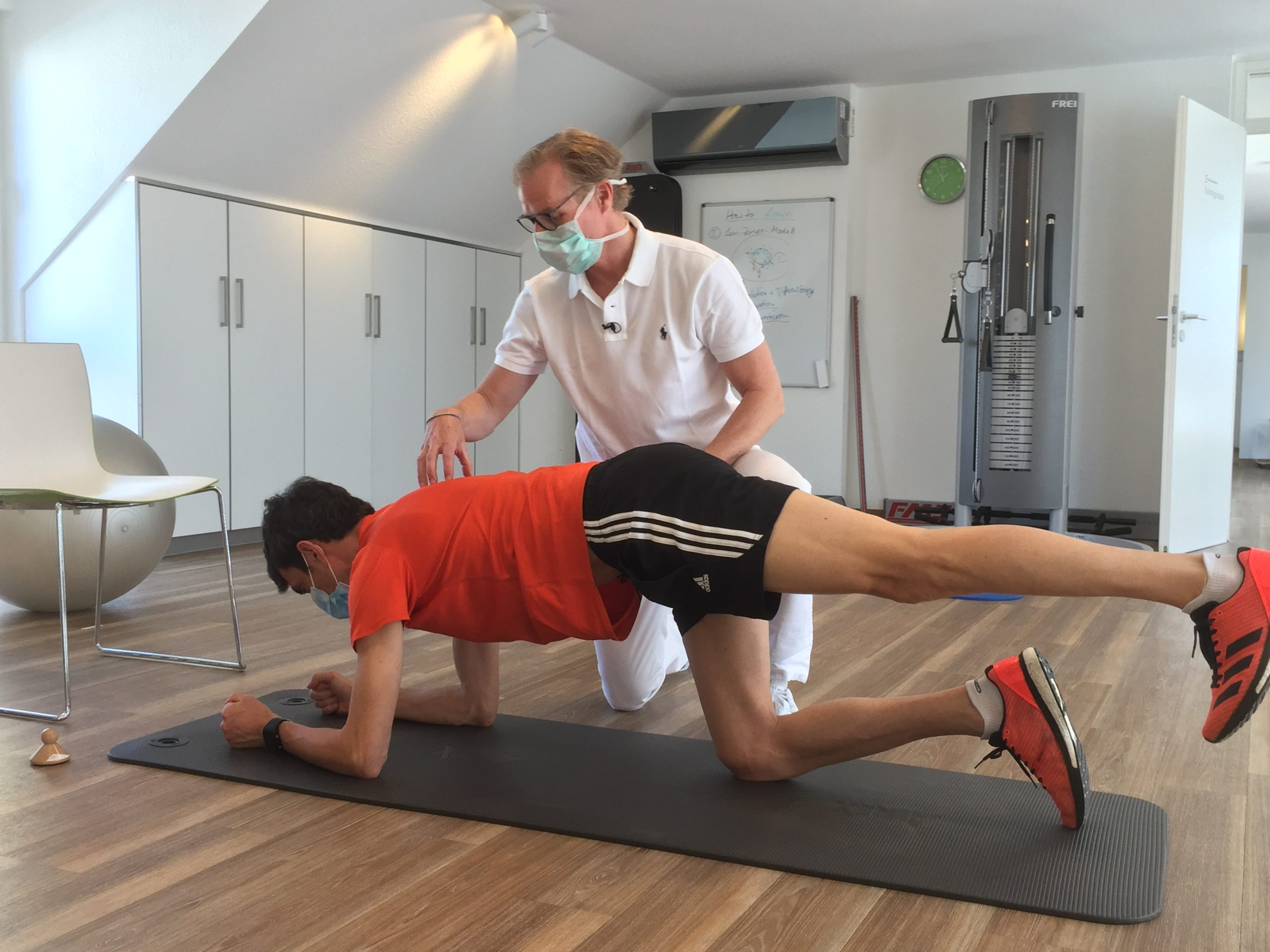 Präventionskurse pausieren - 1:1-Training findet statt