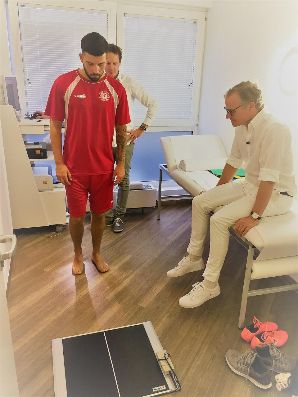 Präventivdiagnostik für Sportler - Verletzungen vorbeugen