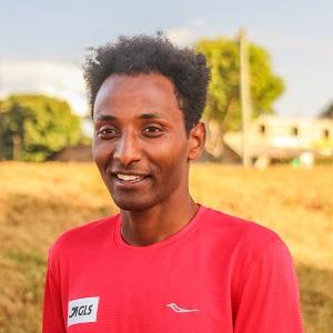 Samuel Fitwi - Leichtathlet